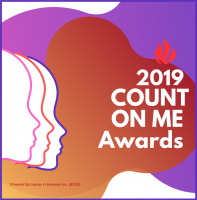 count on me awards