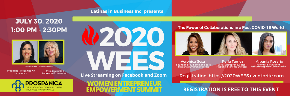 2020 Women Entrepreneur Empowerment