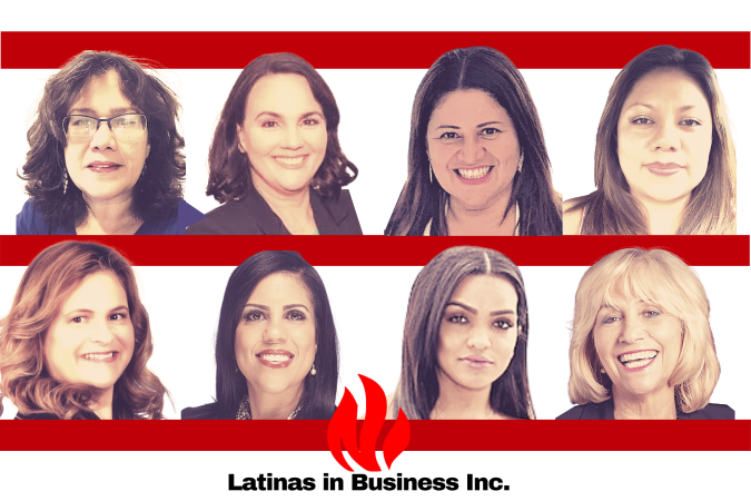 latinas in business, executive board