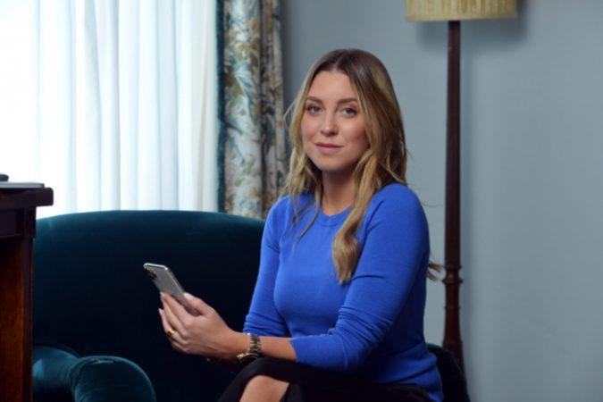 Victoire Cogevina, women in sports tech, GLORIA app