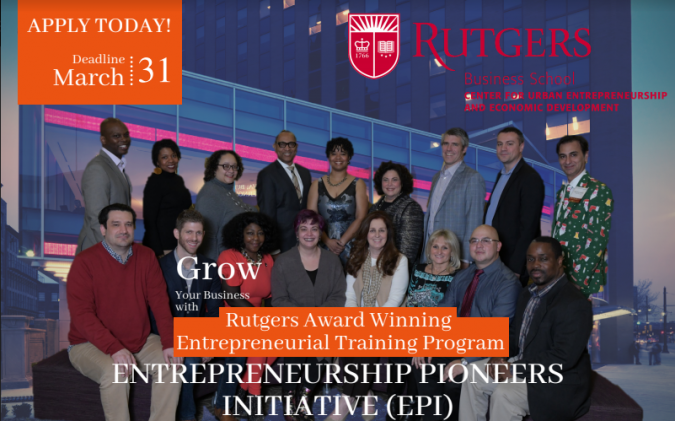 Entrepreneurship Pioneers Initiative