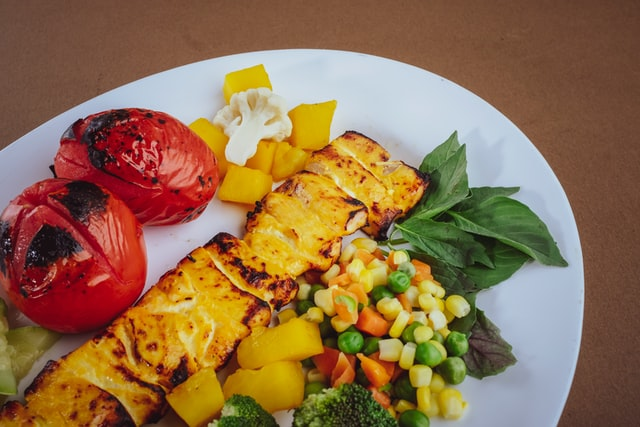 Latina diet, personalize your plate, balanced diet