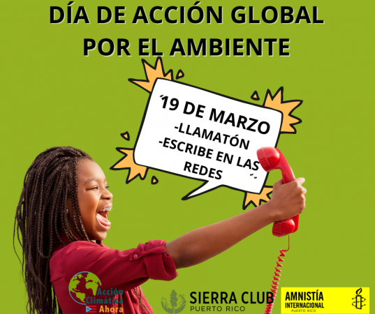 climate justice, Global Climate Action Day