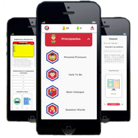 language learning app,