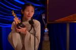 Chloé Zhao, Best Director, Oscars 2021