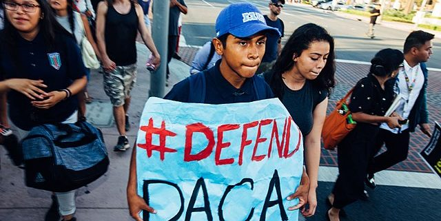DACA, Dreamers,