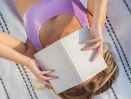 summer recharge, summer reading