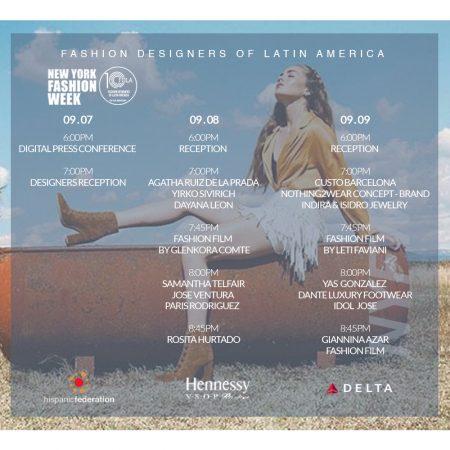 NYFW, New York Fashion Week, FDLA