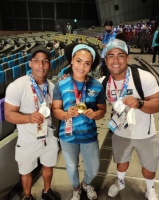 Tokyo Olympic Games, Neisi Dajomes, Latina athletes,