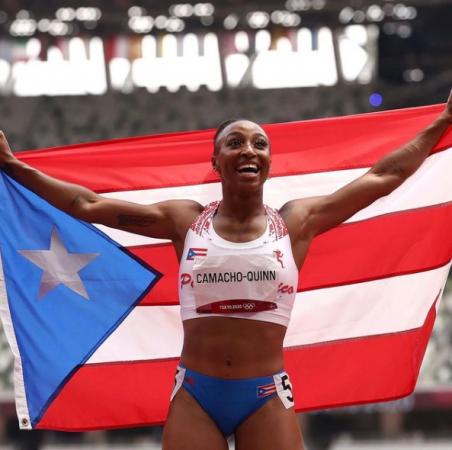 Latina athletes, Tokyo Olympic Games