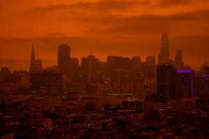 heatwave, climate change, wildfires,