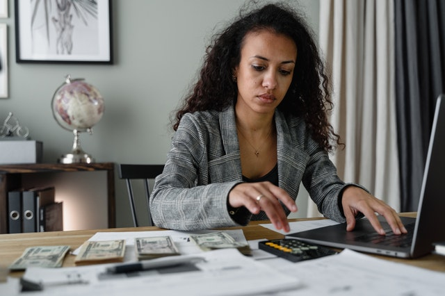 money managing, budgeting, personal and business finances