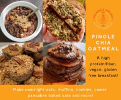 Pinole Project, PinoleProject, The Pinole Project