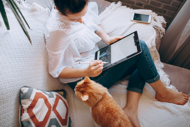 remote work, working from home