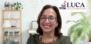 Shirley Acevedo Bontempo, LUCA, Latino U Access College